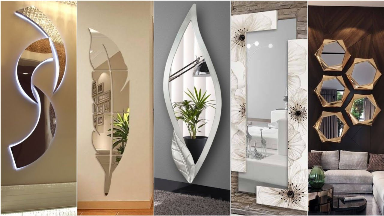 100 Modern Wall Mirrors Decorating, Mirrors For Living Rooms
