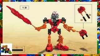 LEGO instructions - Bionicle - 8534 - Tahu