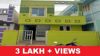 Individual 2 BHK House for Sale, Price @ Rs.30 Lakhs, Ph - 9042279132