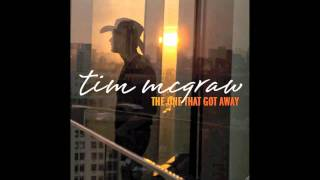 Watch Tim McGraw The One That Got Away video