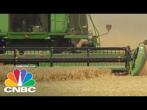 Agriculture May Have Played A Role In Convincing Trump To Hold Off On China Trade Action | CNBC