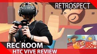 Rec Room - HTC Vive Review