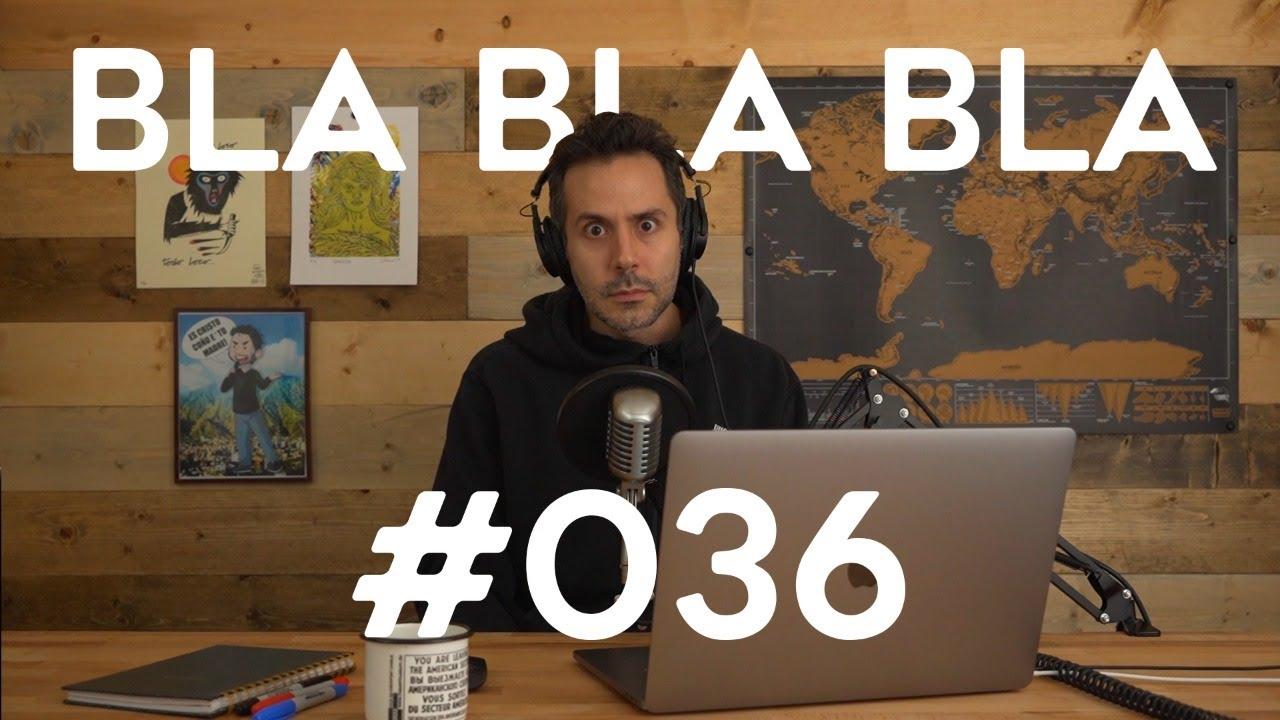 BLA BLA BLA #36 | Inteligencia Artificial, Inventos estafa y la hipótesis del Basilisco de Roko