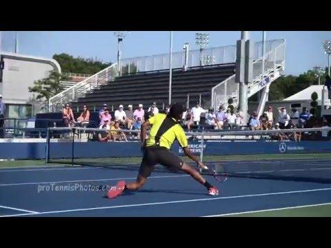 Felix Auger-Aliassime, 2015 US Open Juniors (4K)