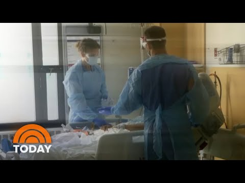 Coronavirus Crisis Continues With Staggering Surge In Florida | TODAY