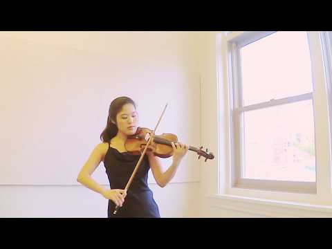 Pachelbel: Canon in D for solo violin