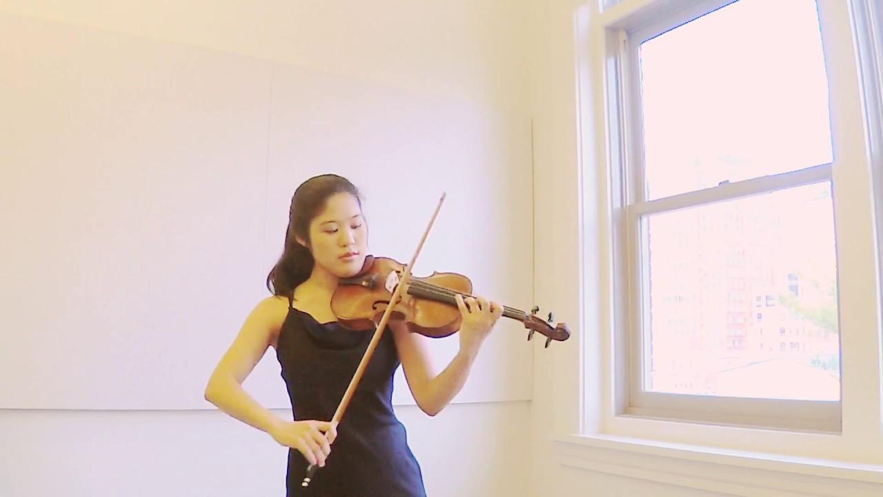 canon in d violin tutorial