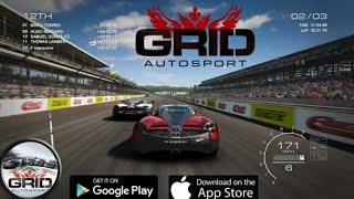 How to download GRID AUTO SPORT on Android/ios