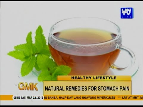 Good Morning Kuya: Natural remedies for gas and bloating