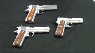 Ruger SR1911 vs Remington R1 vs Springfield 1911 Mil-Spec  - Which is the best for you?