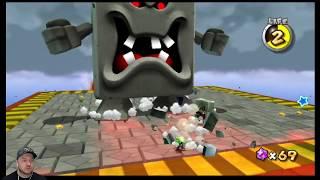 Super Mario Galaxy 2: прохождение #12