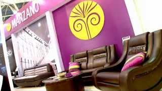 Manzano - фабрика мягкой мебели(Видео презентация компании Manzano., 2014-12-13T19:03:21.000Z)