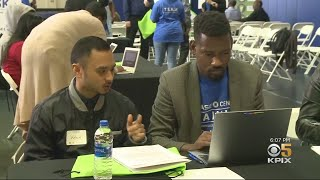 New Chase Center Hosts Job Fair for Future Employees