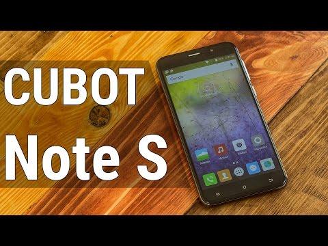 Обзор Cubot Note S - далеко не худшего смартфона за 80$ от FERUMM.COM