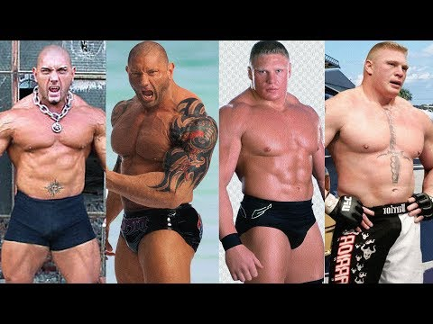 Dave Bautista Vs Brock Lesnar Transformation ★ 2018