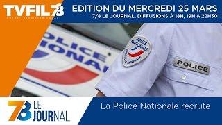7/8 Le Journal – Edition du mercredi 25 mars 2015