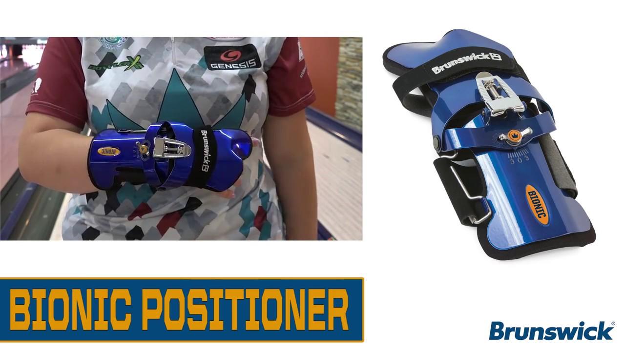 Brunswick Bionic Positioner Wrist Device Tutorial Overview