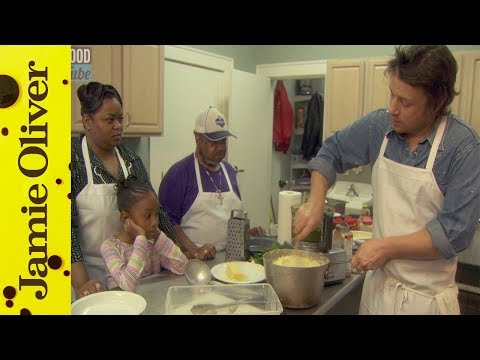 "Jamie Oliver ""Needs more salt!"" in the Deep South"