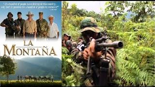Pelicula de Accion  La Montaña (Filmada enColombia Subt in Englis)