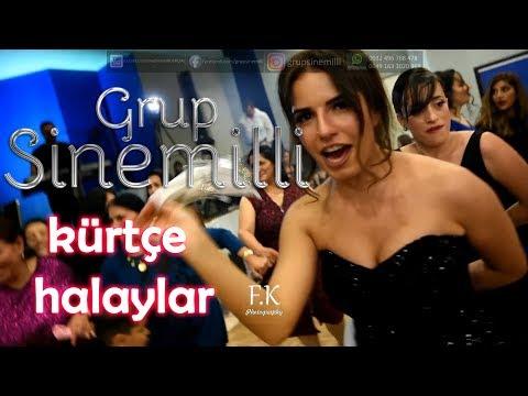Kürtce Halaylar 2019 - Grup Sinemilli Feat. Hasan Köse | By F.K Video