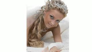 Свадебная Прическа Локоны Фатой