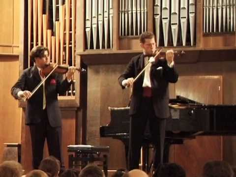 Händel-Halvorsen - Passacaglia, edited for 2 Violins