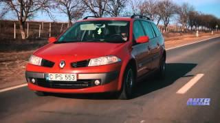 SECOND TEST Renault Megane