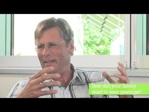 Roderick van Schreven (MBA'83D) on Diplomatic Careers