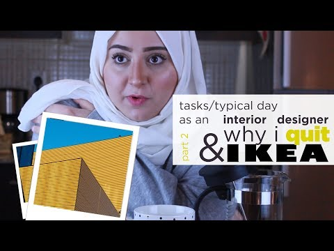 Why I Left Working For IKEA (as An Interior Designer) | Part 2