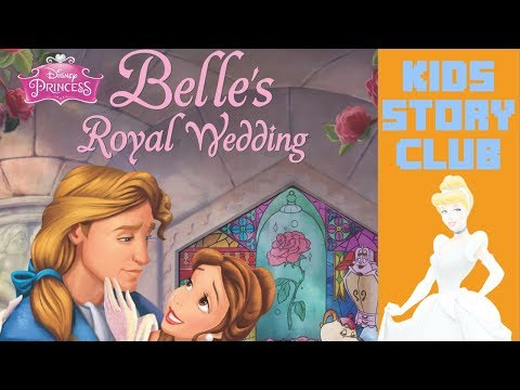 beauty-and-the-beast:-belle's-royal-wedding-|-disney-princess-storybook-read-along