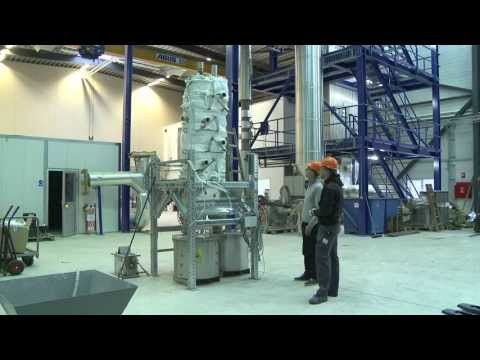New Cement Production Technology
