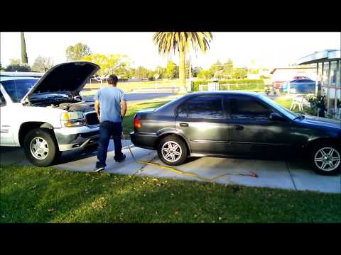 How To Jump Start Car Extend Jumper Cables
