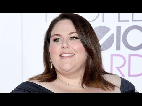 The Stunning Transformation Of Chrissy Metz