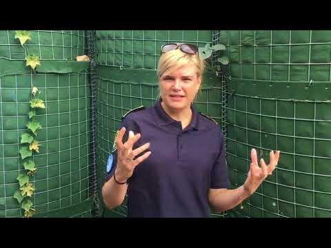 #SwedeninUNSC Day 208: Correction Adviser for the SE Prison & Probation Service in Somalia, Amelie
