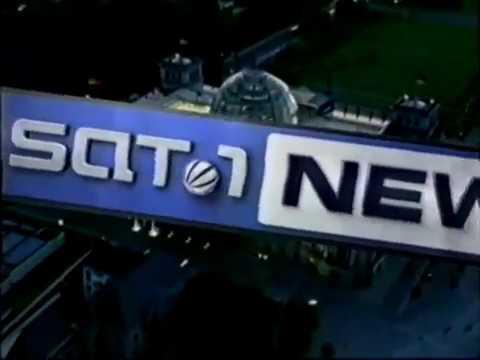 Sat.1 News - Brand im Obdachlosenheim in Halberstadt (2004)