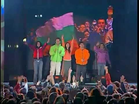 """ARASH """"Boro Boro"""" - """"Tike Tike Kardi"""" - """"Temptation"""" (@ Radio City Gala Sofia, Bulgaria 2006)"""