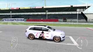 FORZA MOTORSPORT 4 HD - 2009 Audi Q7 V12 TDI