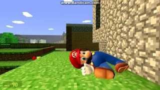 vuclip Mario In Minecraft In Gmod