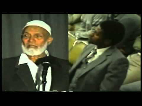 Ahmed Deedat Answer-  Are Hagar and Ishmael part of the legitimate family of Father Abraham