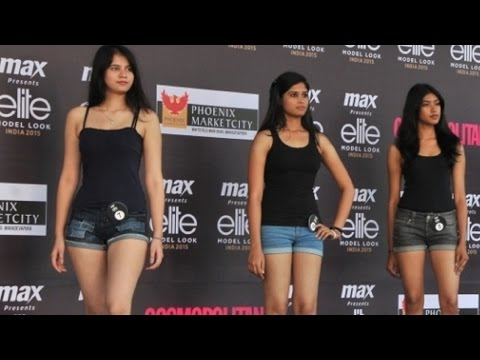 Grand Finale of Max Elite Model Look India 2016 With Judge Neha Dhupia & Others
