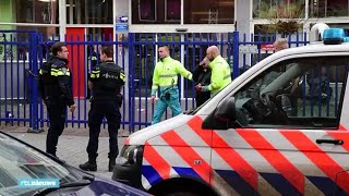 16-jarig meisje doodgeschoten in fietsenstalling Rotterdamse school - RTL NIEUWS