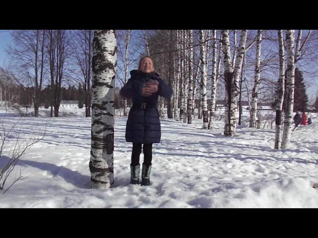 Изображение предпросмотра прочтения – АнастасияМальцева читает произведение «Весенние воды (Еще вполях белеет снег…)» Ф.И.Тютчева