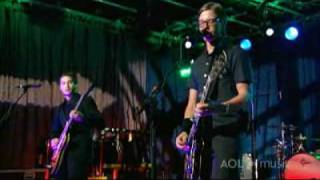 Interpol - Mammoth (Sessions @ AOL)