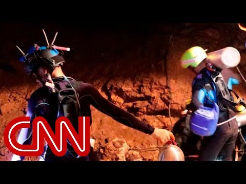 A look inside what's next for Thailand cave rescue
