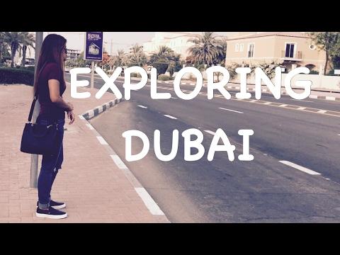 EXPLORING DUBAI -  MALL OF THE EMIRATES IMAX