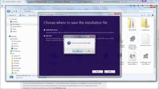 How To Download & Create The  Installation Media For Windows 8.1 On A Bootable USB Flash Drive