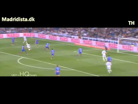 Real Madrid vs Levante 3-0 2014 Highlights 09.03.2014