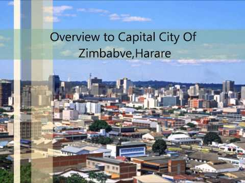 Flights to Harare,(Zimbabwe) With Ethiopian Airline