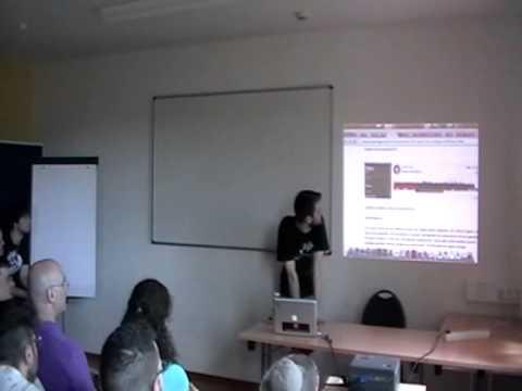 Proto-Indo-European [M] - Adam Scott at the Polyglot Gathering Berlin 2014