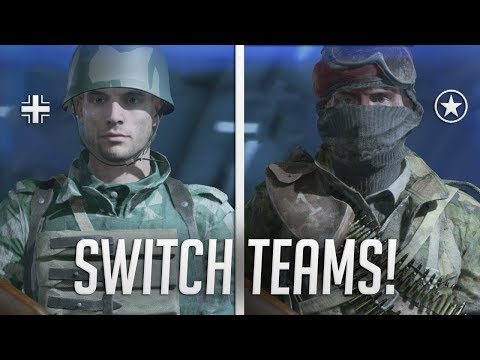 Battlefield V 👍 How To Get CONSTANT WINS - How To Switch Teams on any match! 👍 Latest Patch thumbnail